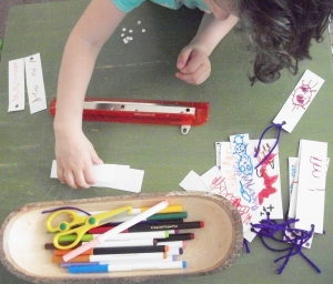 Fun-For-All DIY Bookmarks